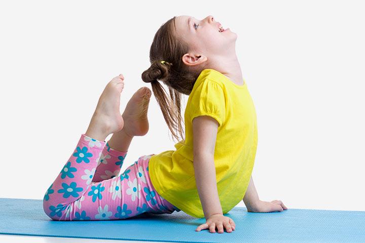 A few benefits of gymnastics