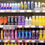 Health and Energy Boosting Drinks